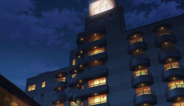 ゾンビランドサガに出てきたホテルはどこ?第4話に出てきた観光名所もご紹介